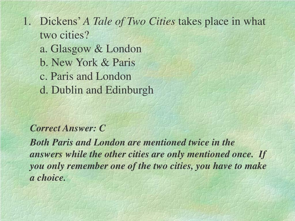 1.Dickens'