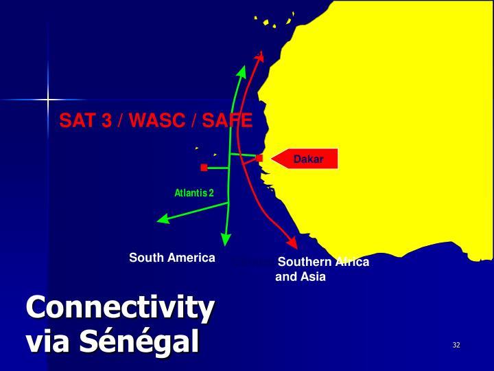 SAT 3 / WASC / SAFE
