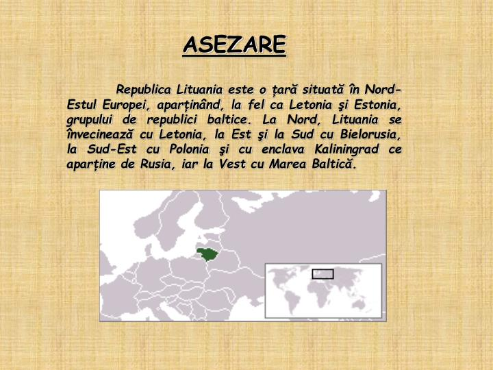 ASEZARE