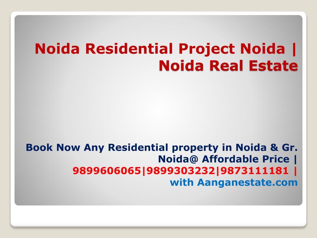 Noida Residential