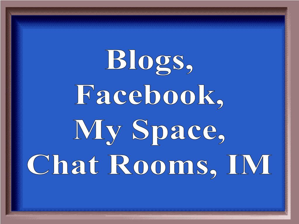 Blogs,