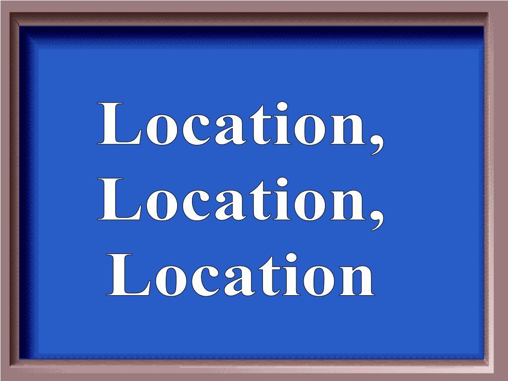 Location,