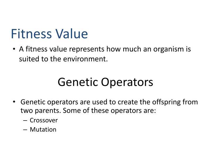Genetic Operators