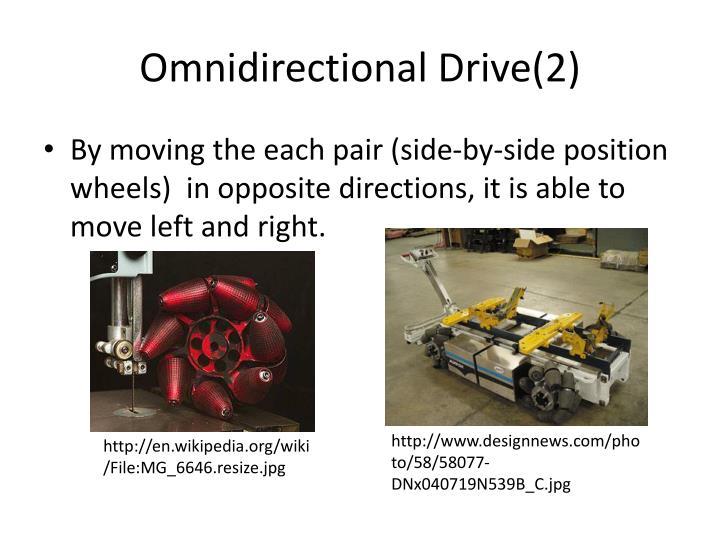 Omnidirectional Drive(2)