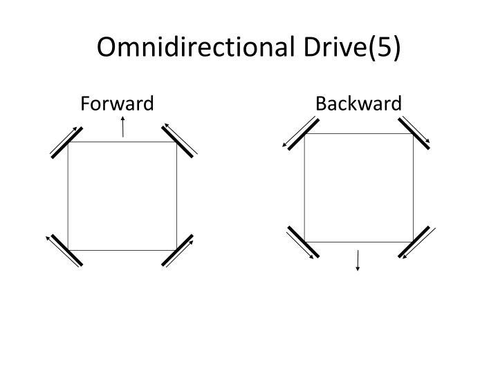 Omnidirectional Drive(5)