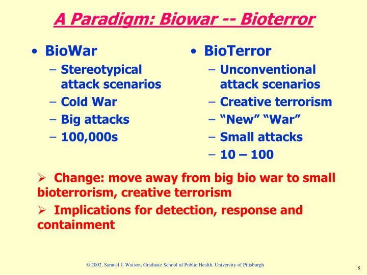 BioWar