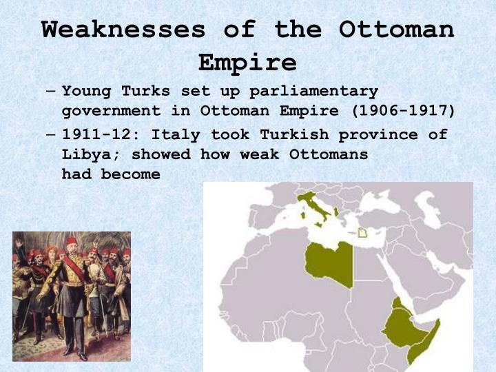 ottoman empire and empire building