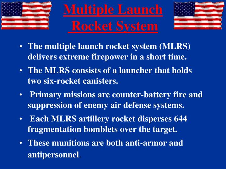 Multiple Launch