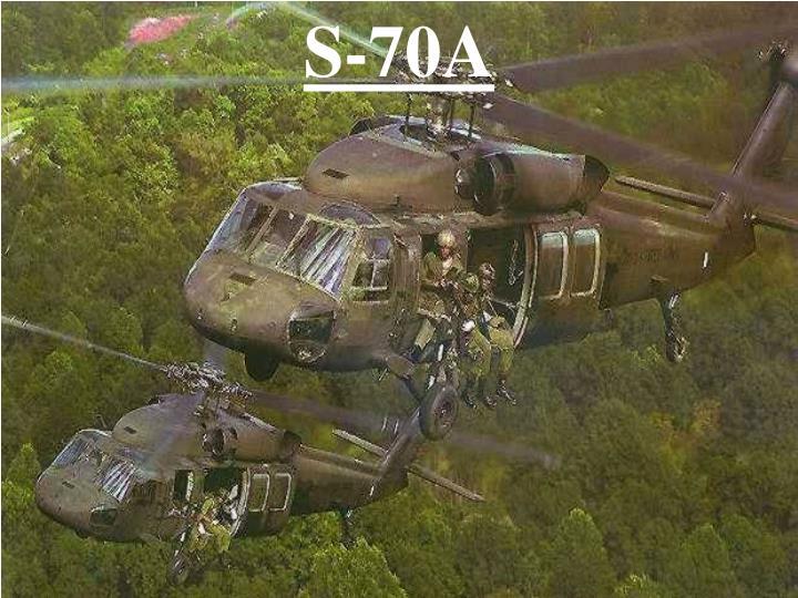 S-70A