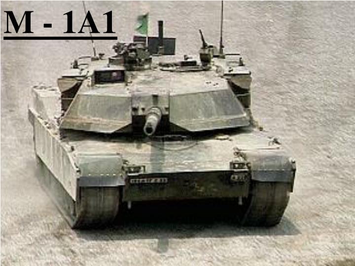 M - 1A1