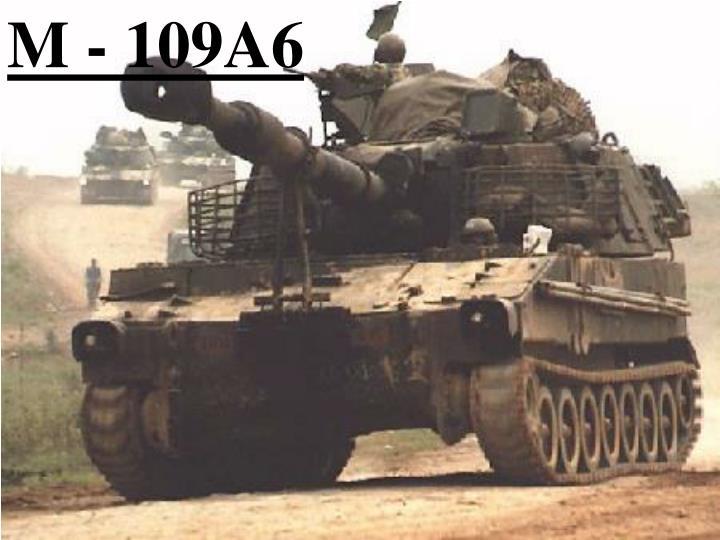 M - 109A6