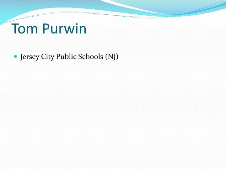 Tom Purwin