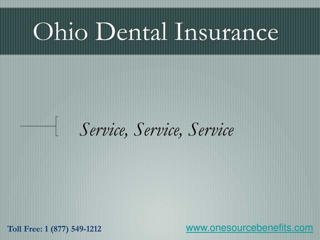 Ohio Dental Insurance