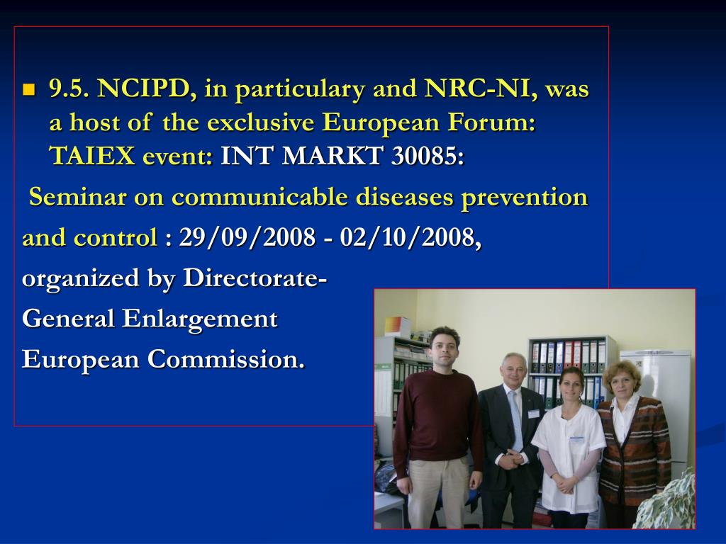 9.5. NCIPD,
