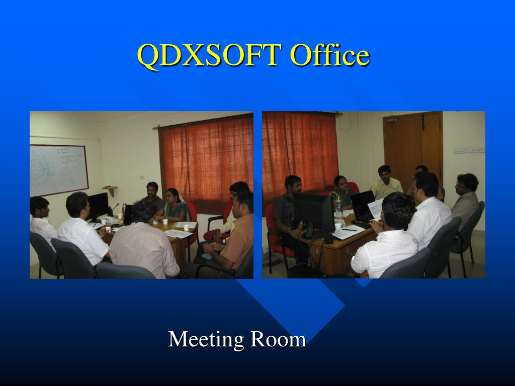 QDXSOFT Office