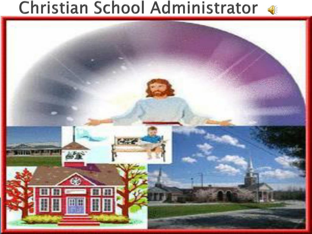 Christian School Administrator