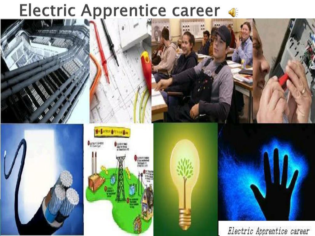 Electric Apprentice career