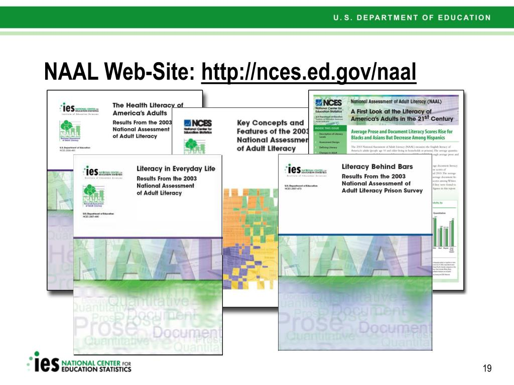 NAAL Web-Site: