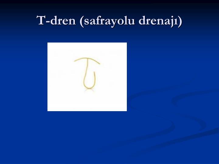 T-dren (