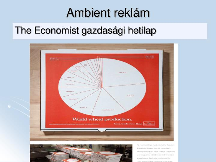 Ambient reklám