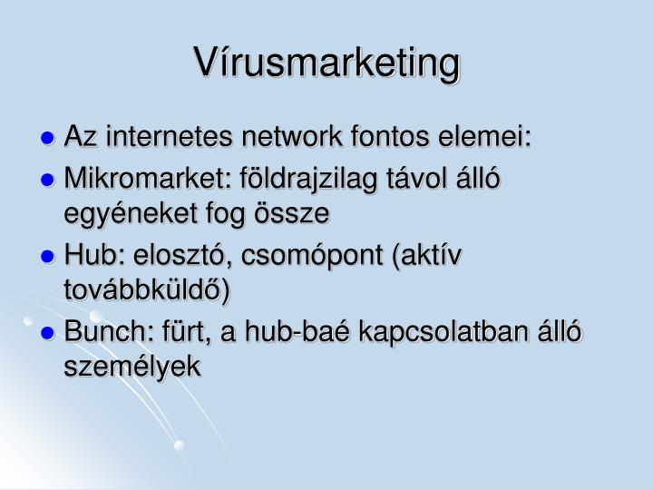 Vírusmarketing