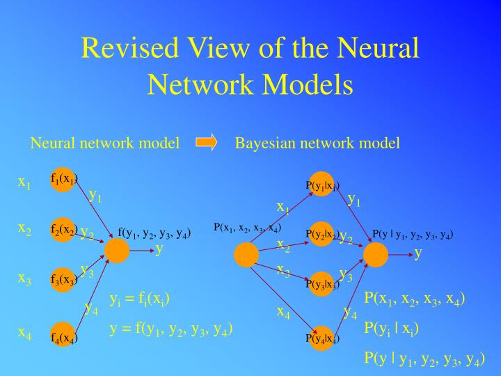 Revised View of the Neural Network Models