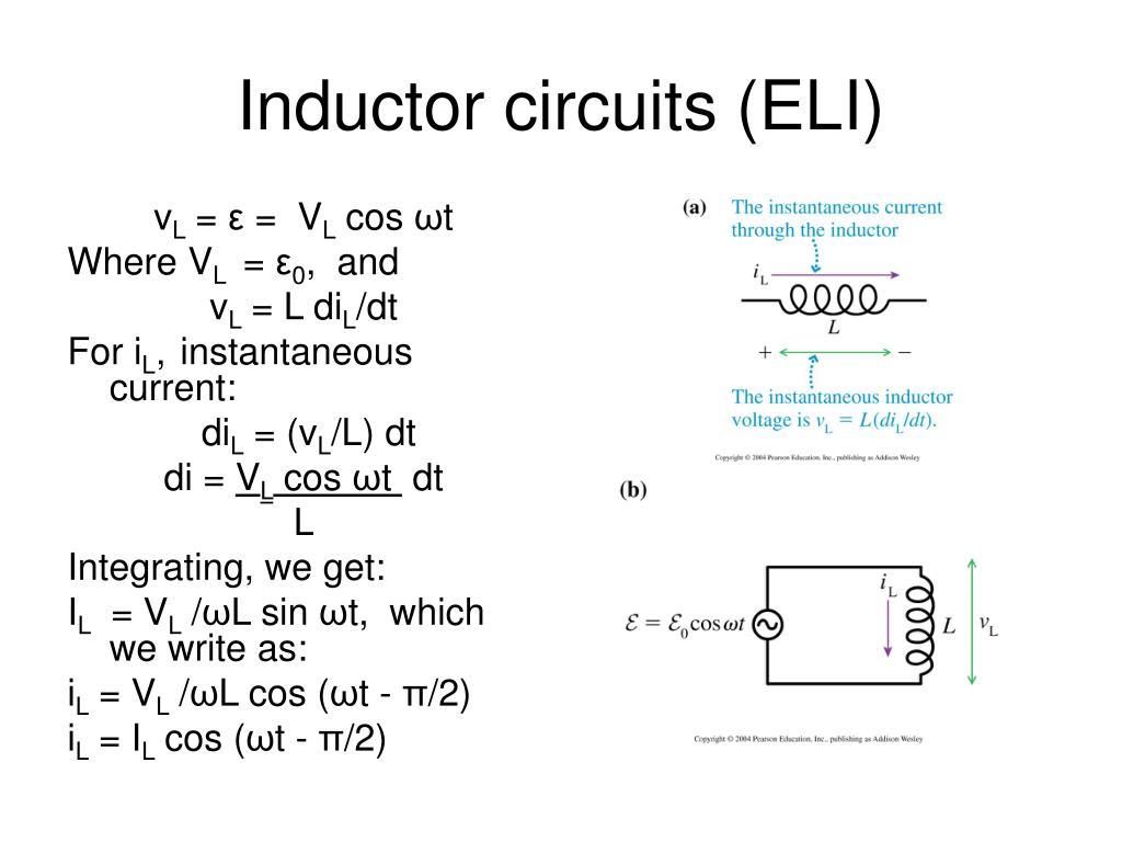 Inductor circuits (ELI)