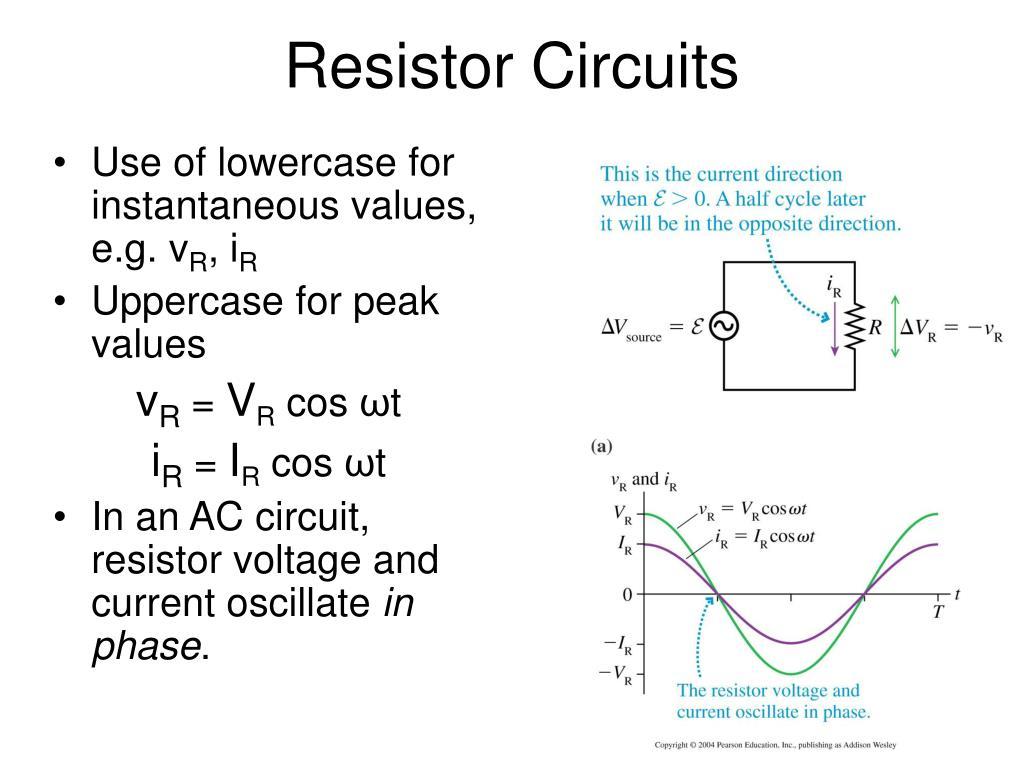 Resistor Circuits