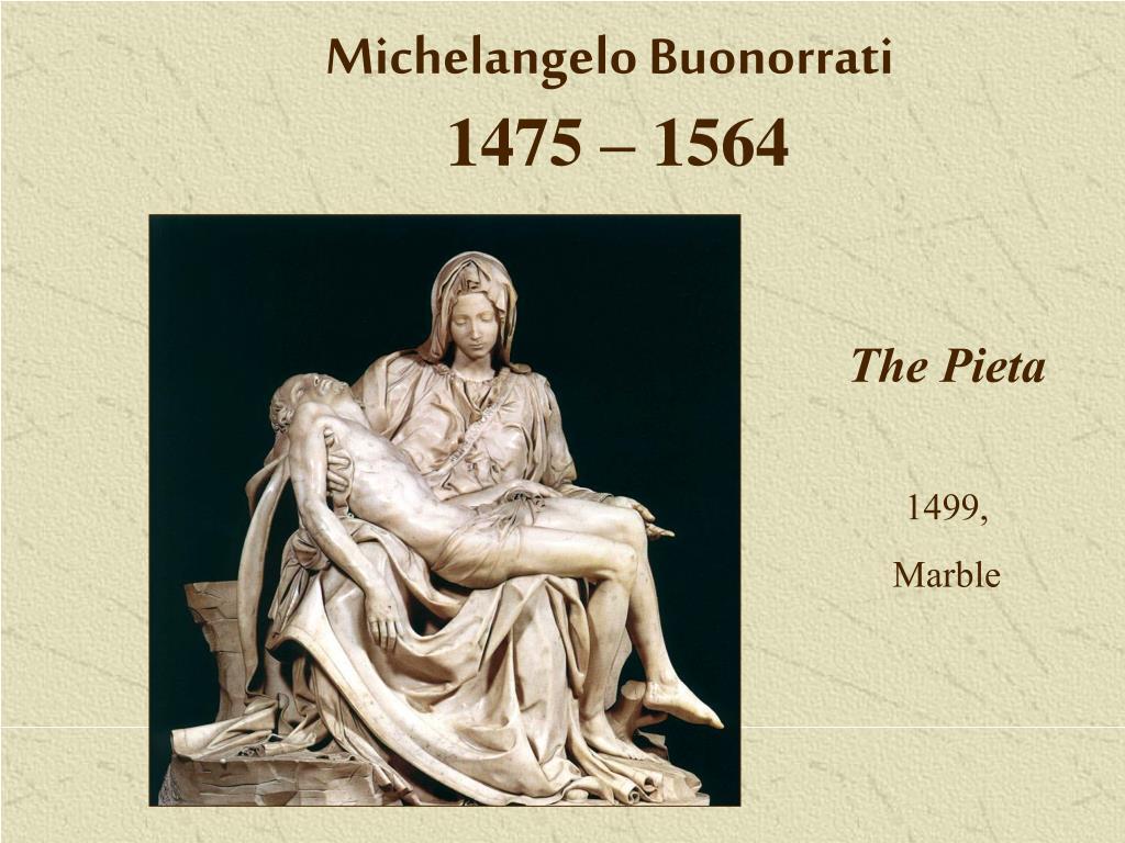Michelangelo Buonorrati