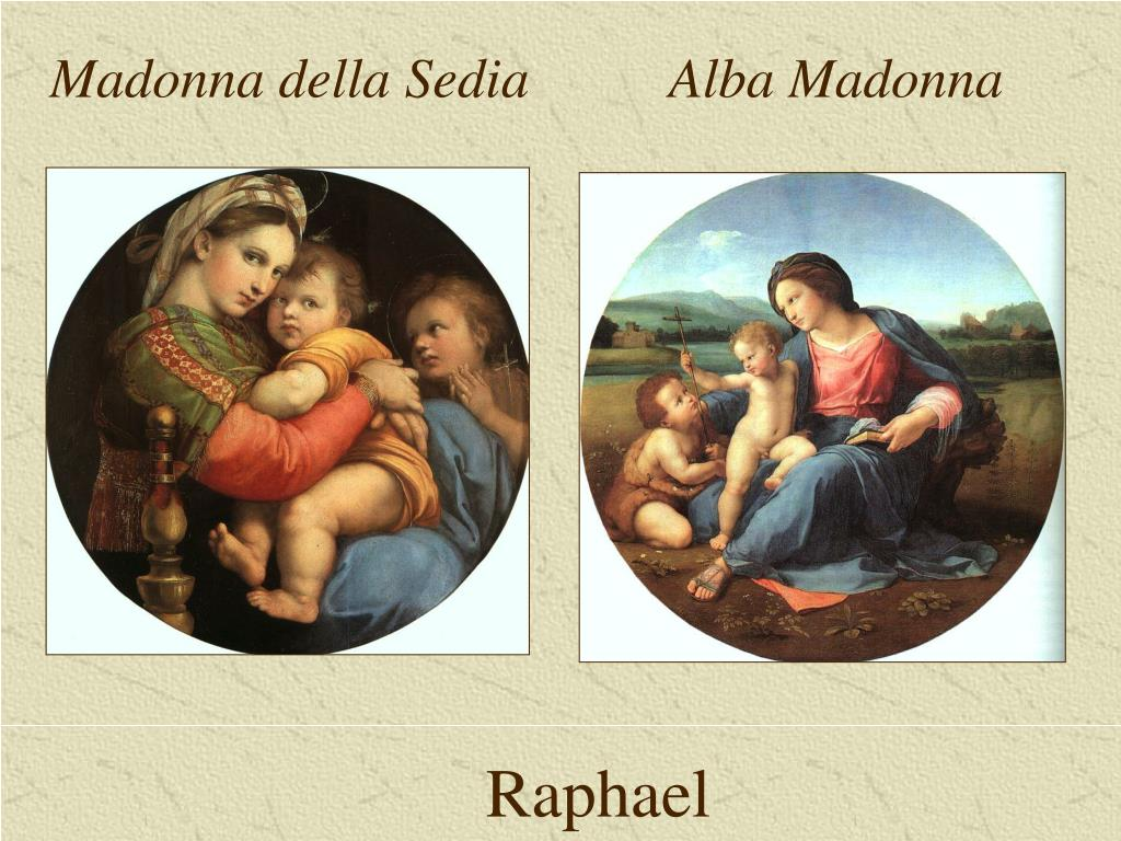 Madonna della Sedia