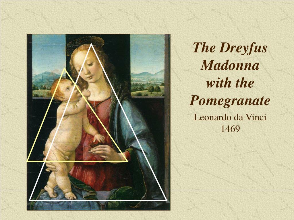 The Dreyfus Madonna