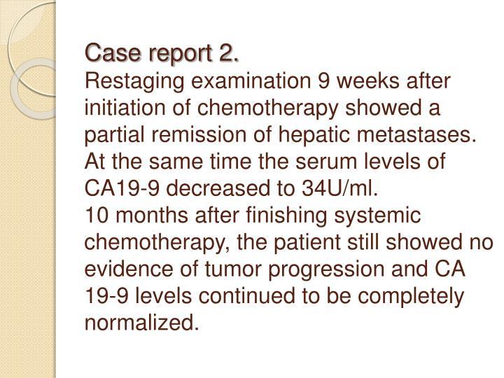 Case report 2.