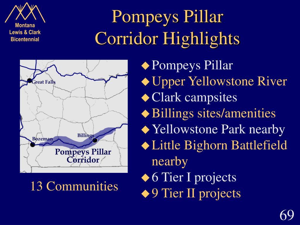 Pompeys Pillar