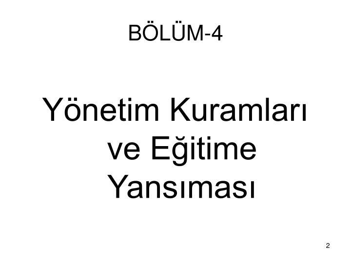 BÖLÜM-4