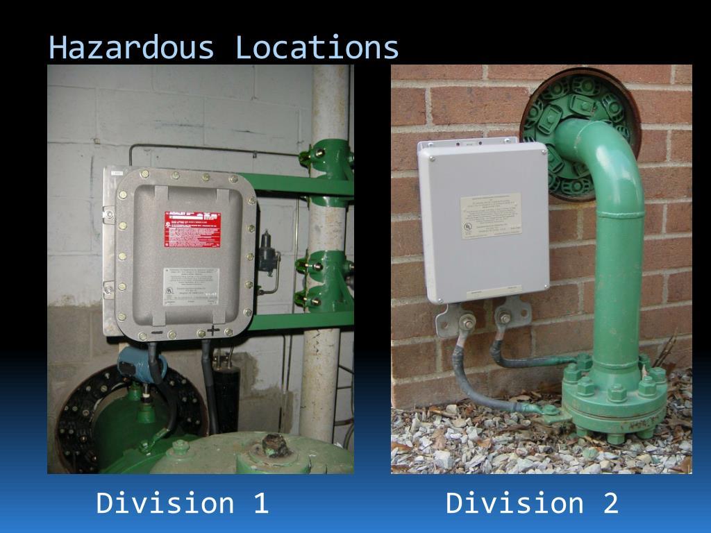 Hazardous Locations