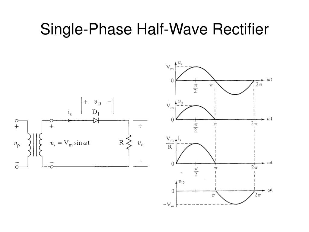 define single phase diode rectifier - 28 images ...