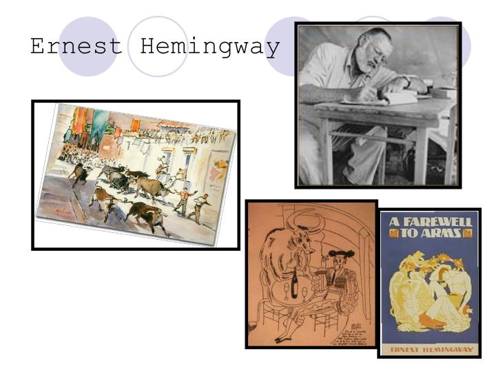 hemingways in our time lost generation Whom she referred to as the lost generation—a term hemingway popularized with the  in our time (without capitals  the hemingways left cuba for the last.