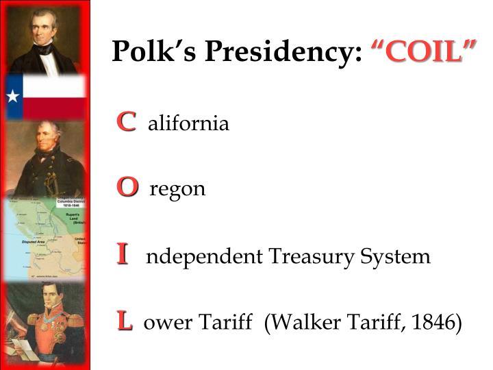 Polk's Presidency:
