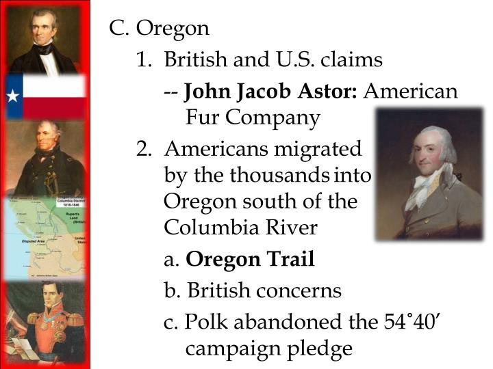C.Oregon