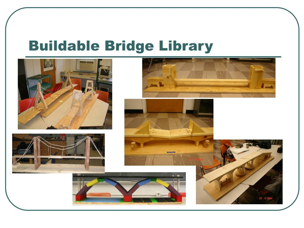 Buildable Bridge Library
