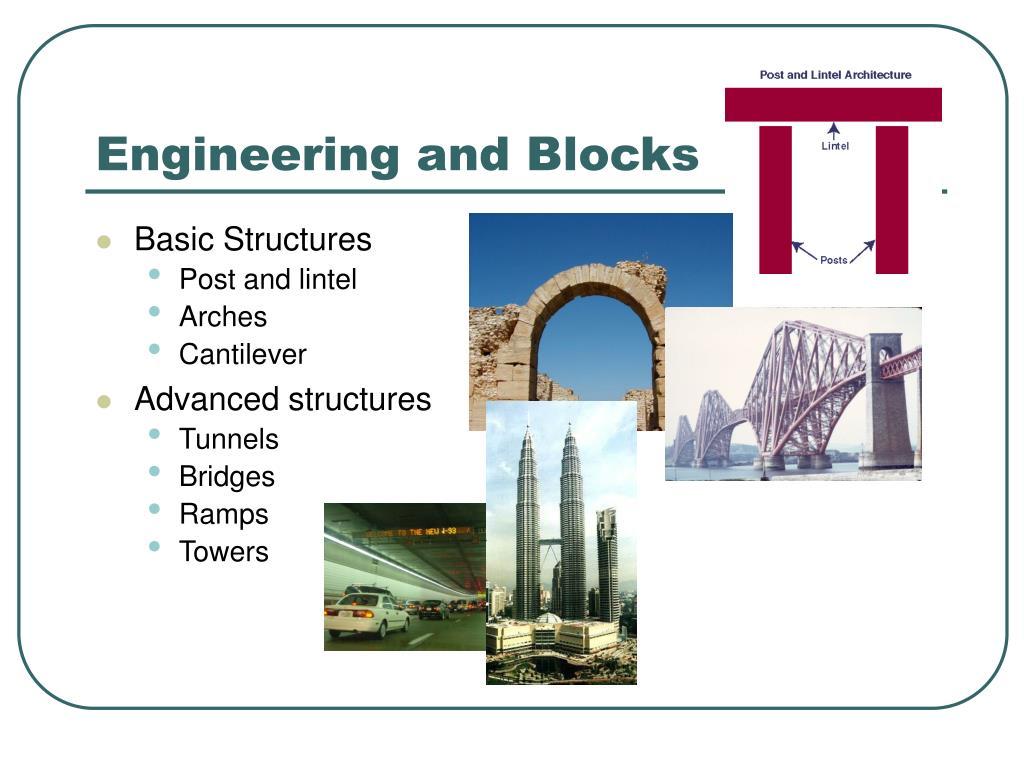 Engineering and Blocks