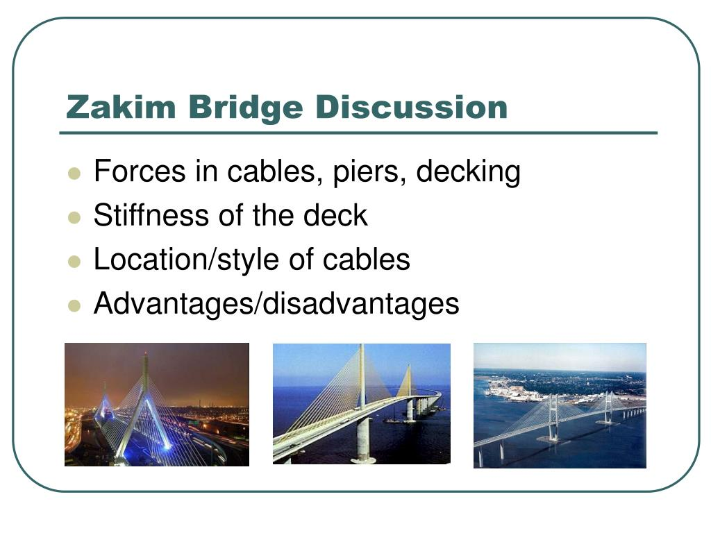 Zakim Bridge Discussion