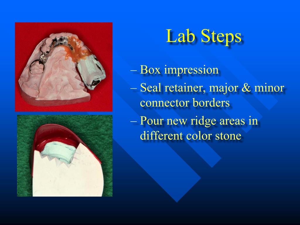 Lab Steps