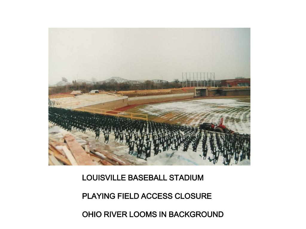 LOUISVILLE BASEBALL STADIUM