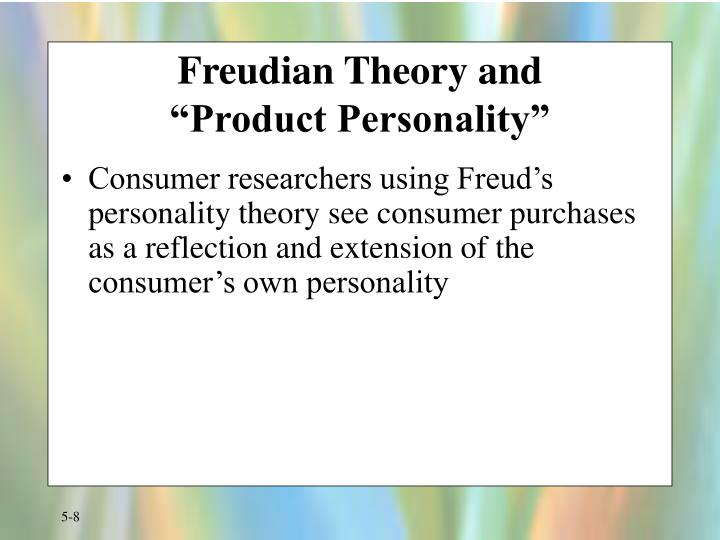 Freudian Theory and