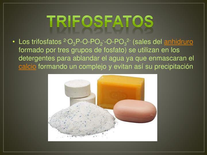 TRIFOSFATOS