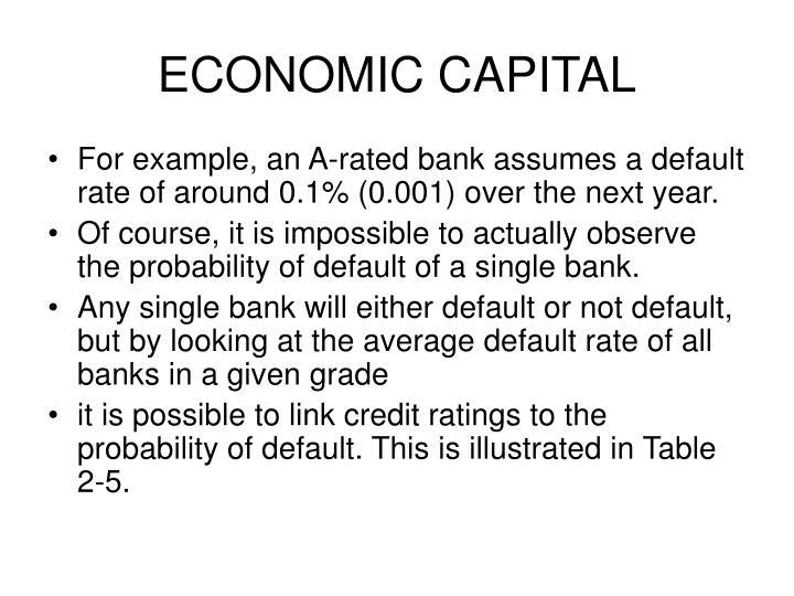 ECONOMIC CAPITAL