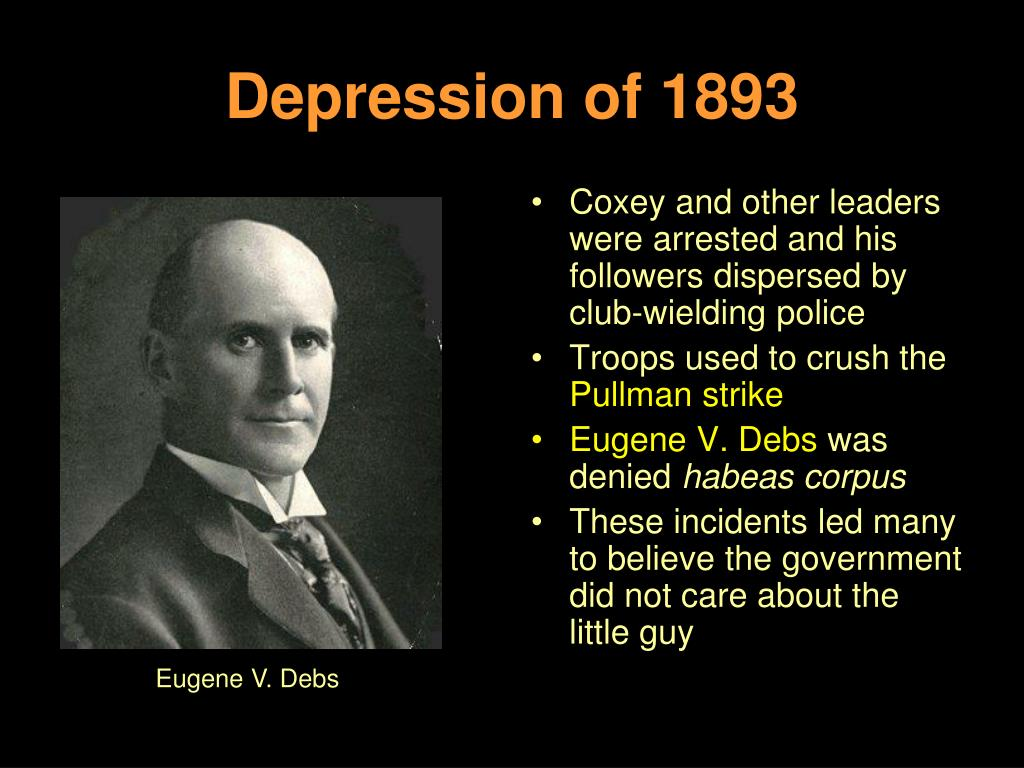 Depression of 1893