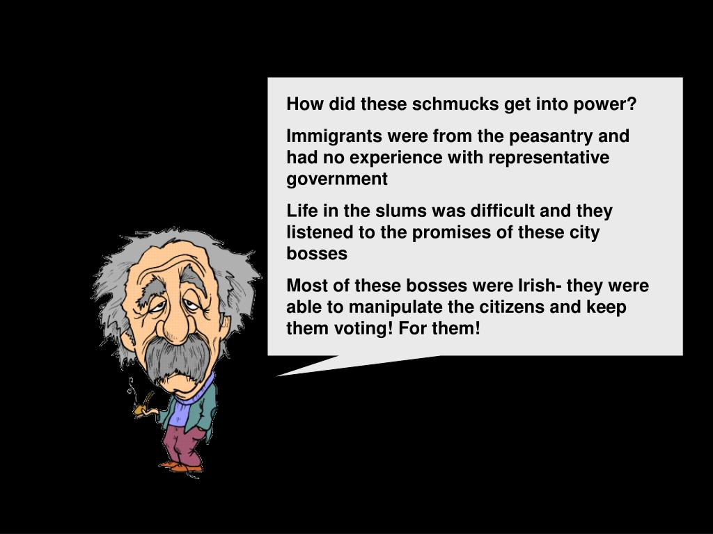 How did these schmucks get into power?