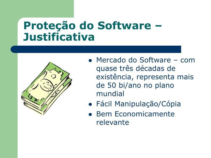 Mercado do Software – com quase três décadas de existência, representa mais de 50 bi/ano no plano mundial